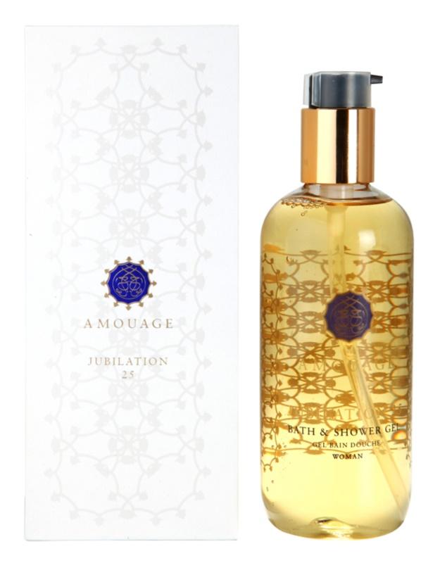 Amouage Jubilation 25 Woman sprchový gel pro ženy 300 ml