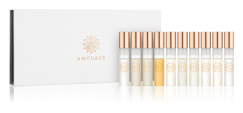 Amouage Library Collection σετ δώρου II.