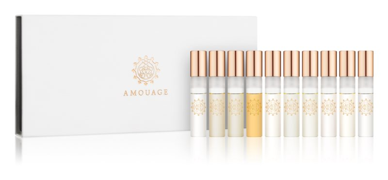 Amouage Library Collection lote de regalo II.