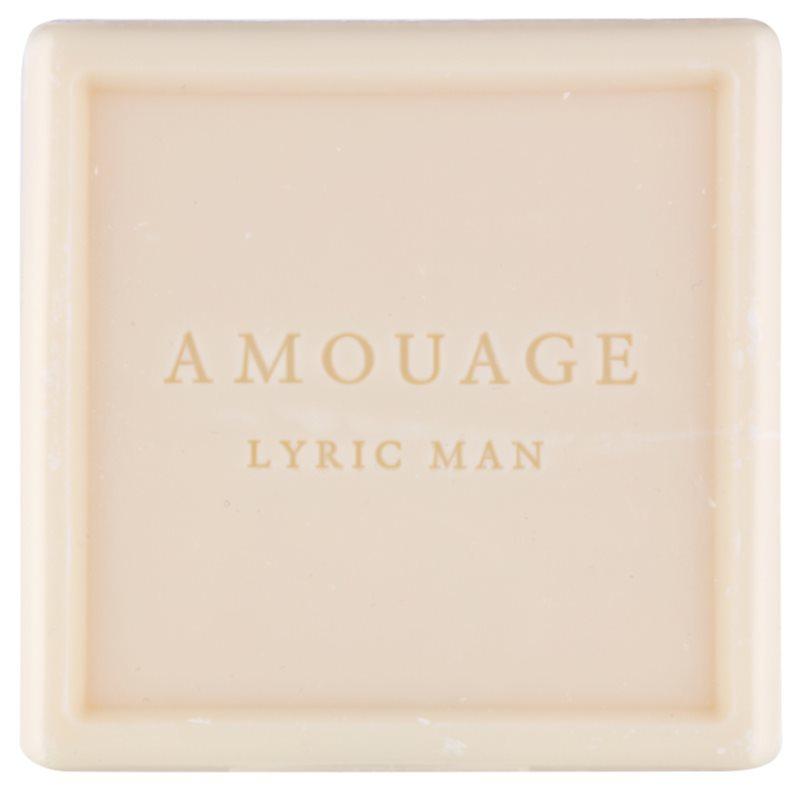 Amouage Lyric jabón perfumado para hombre 150 g