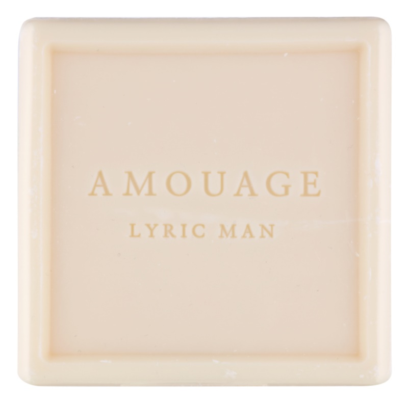 Amouage Lyric sapone profumato per uomo 150 g