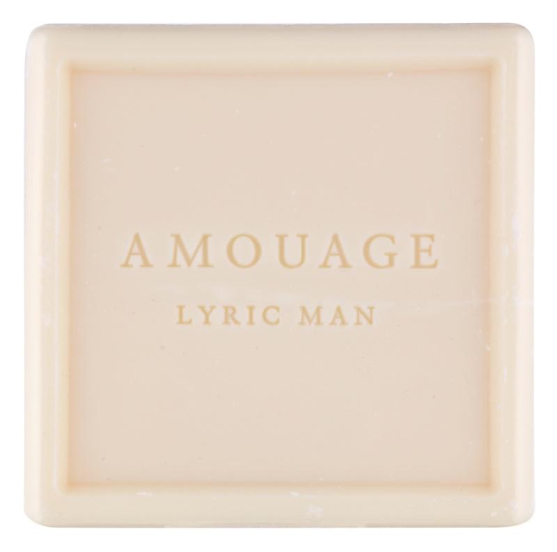 Amouage Lyric savon parfumé pour homme 150 g
