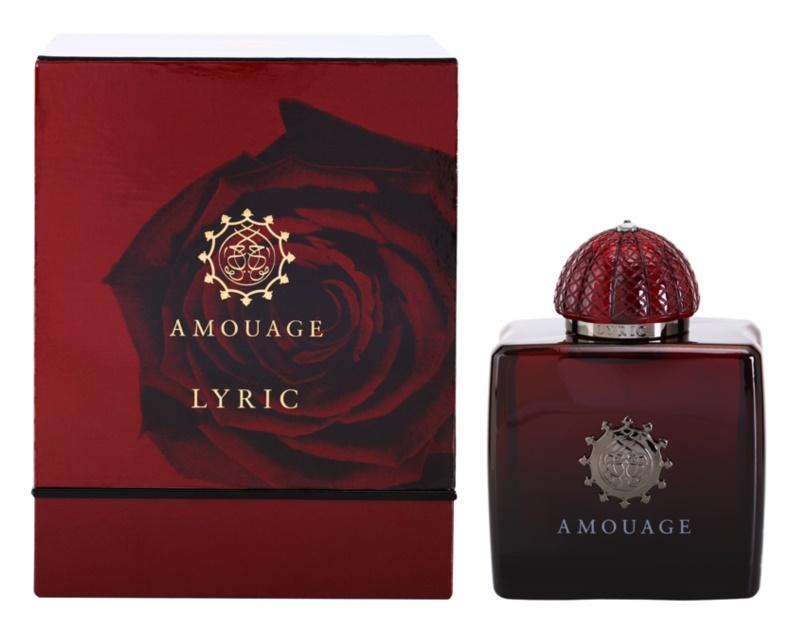 Amouage Lyric Parfumovaná voda pre ženy 100 ml