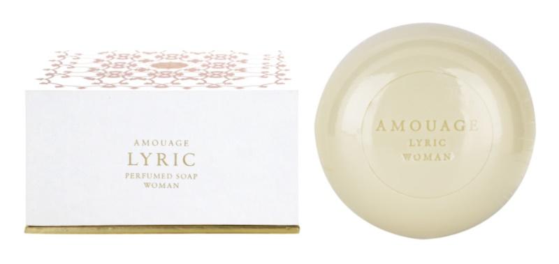 Amouage Lyric sabonete perfumado para mulheres 150 g