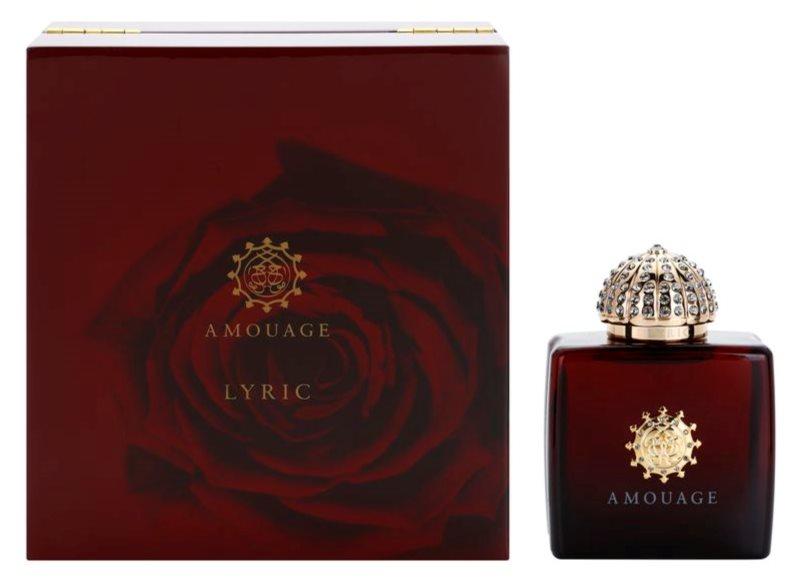 Amouage Lyric Limited Edition extrait de parfum pour femme 100 ml
