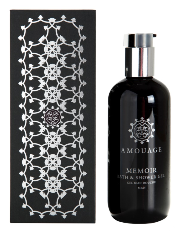 Amouage Memoir Shower Gel for Men 300 ml
