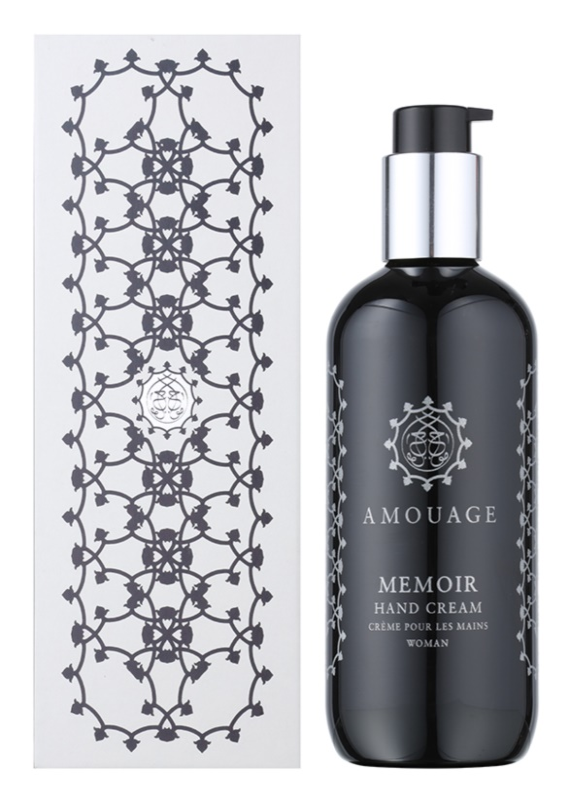 Amouage Memoir crema mani per donna 300 ml