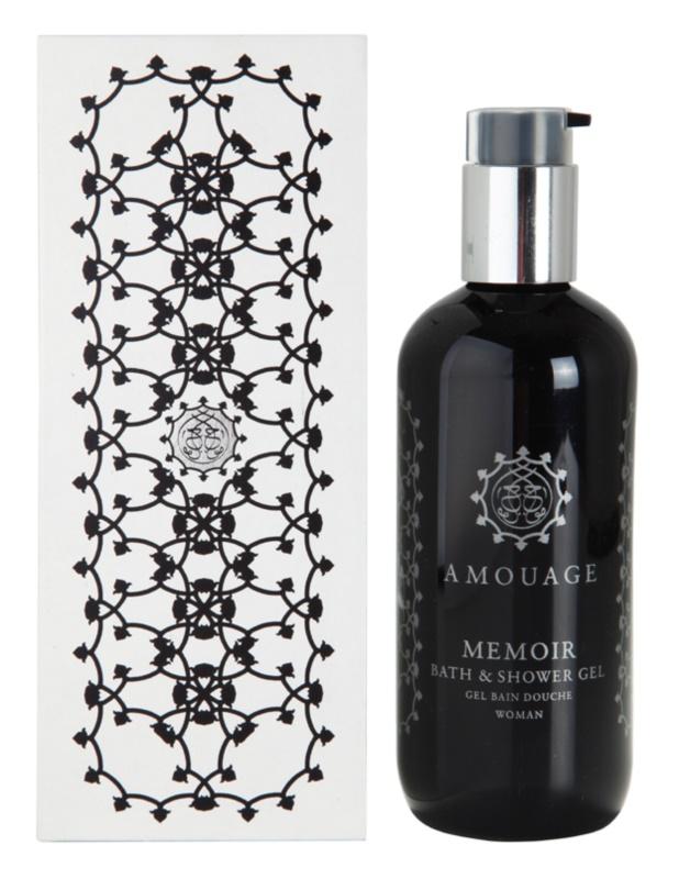 Amouage Memoir sprchový gél pre ženy 300 ml