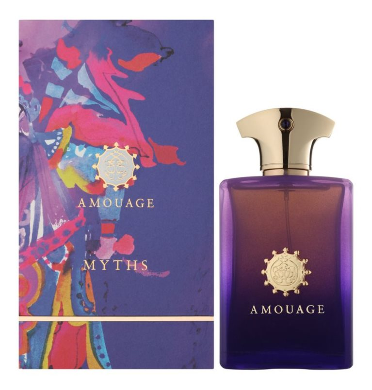 Amouage Myths Eau de Parfum für Herren 100 ml