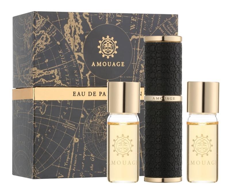 Amouage Reflection Eau de Parfum for Men 3 x 10 ml (1x Refillable + 2x Refill)