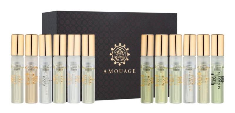 Amouage Men's Sampler Set zestaw upominkowy I.