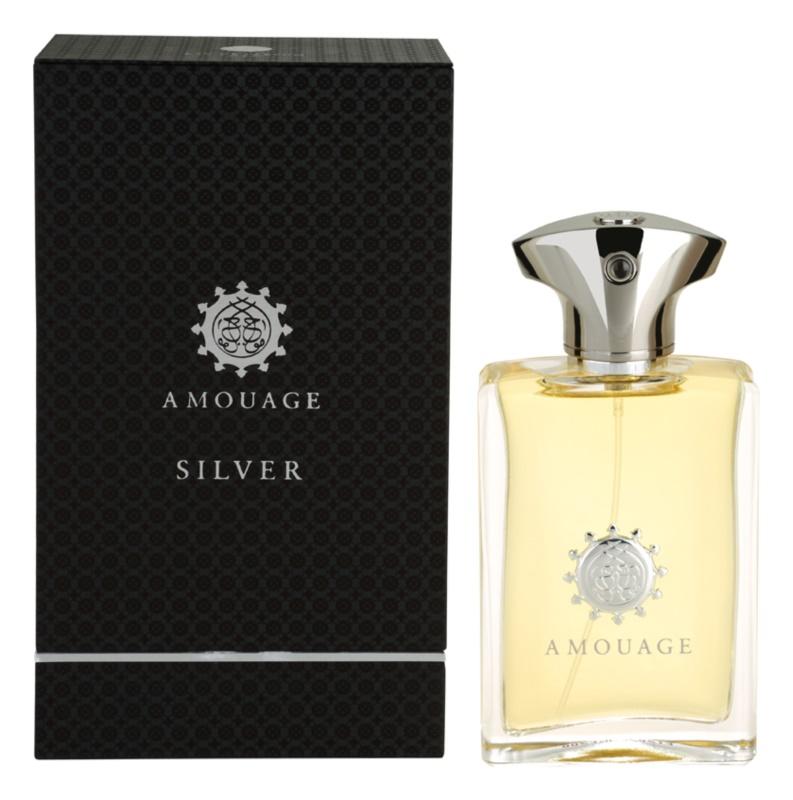 Amouage Silver parfumska voda za moške 100 ml