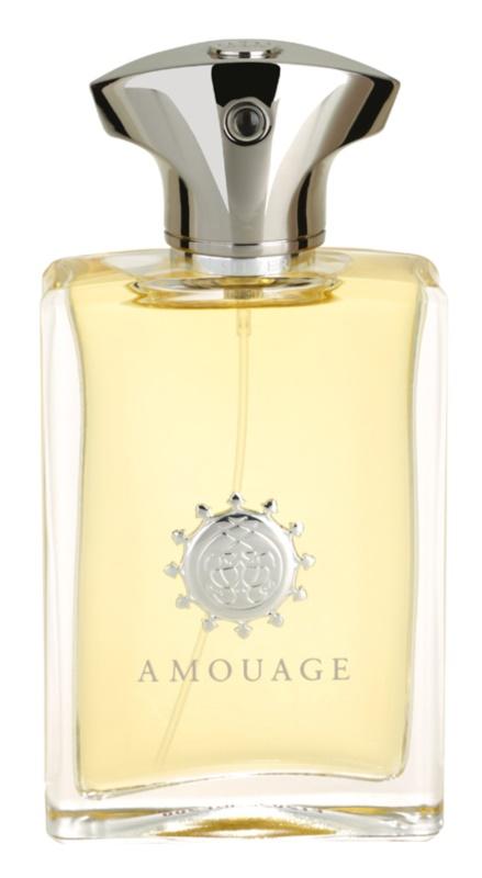 Amouage Silver Eau de Parfum για άνδρες 100 μλ