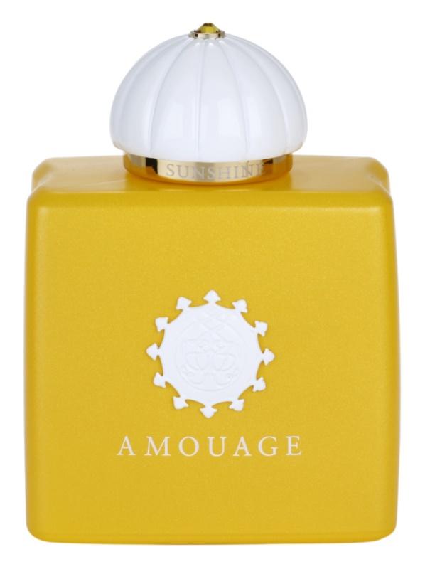 Amouage Sunshine Eau de Parfum για γυναίκες 100 μλ