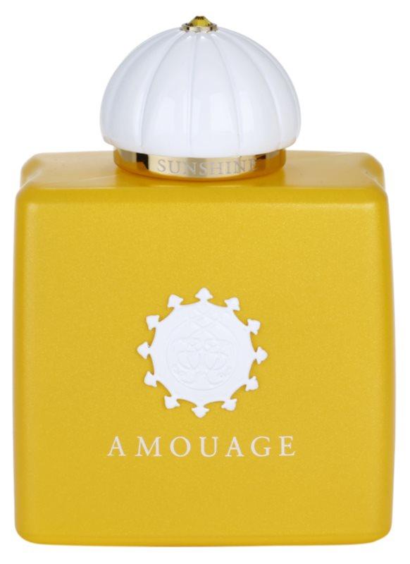 Amouage Sunshine eau de parfum pour femme 100 ml