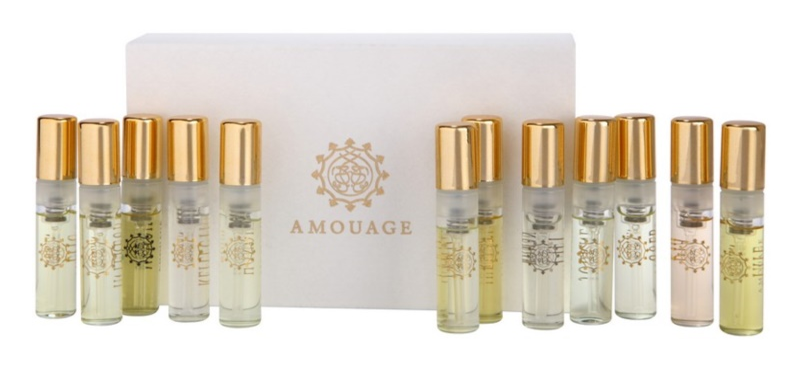 Amouage Women's Sampler Set Reiseset I.
