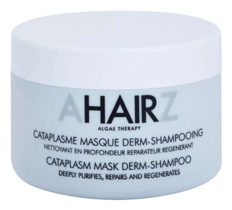 André Zagozda Hair Algae Therapy hloubkově čisticí a regenerační maska ve formě šamponu