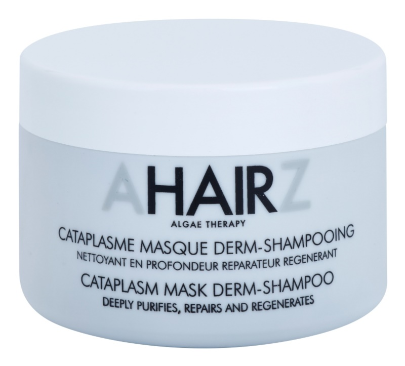 André Zagozda Hair Algae Therapy tiefreinigende und regenerierende Maske als Shampoo