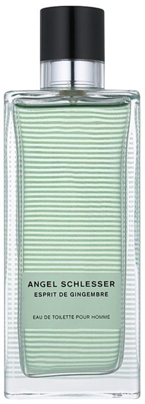 Angel Schlesser Esprit de Gingembre eau de toilette pentru barbati 150 ml