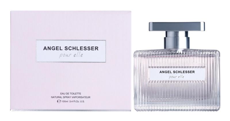 Angel Schlesser Pour Elle toaletní voda pro ženy 100 ml