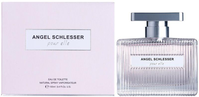 Angel Schlesser Pour Elle woda toaletowa dla kobiet 100 ml