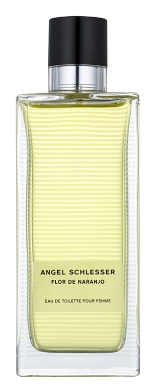Angel Schlesser Flor de Naranjo eau de toilette para mujer 150 ml