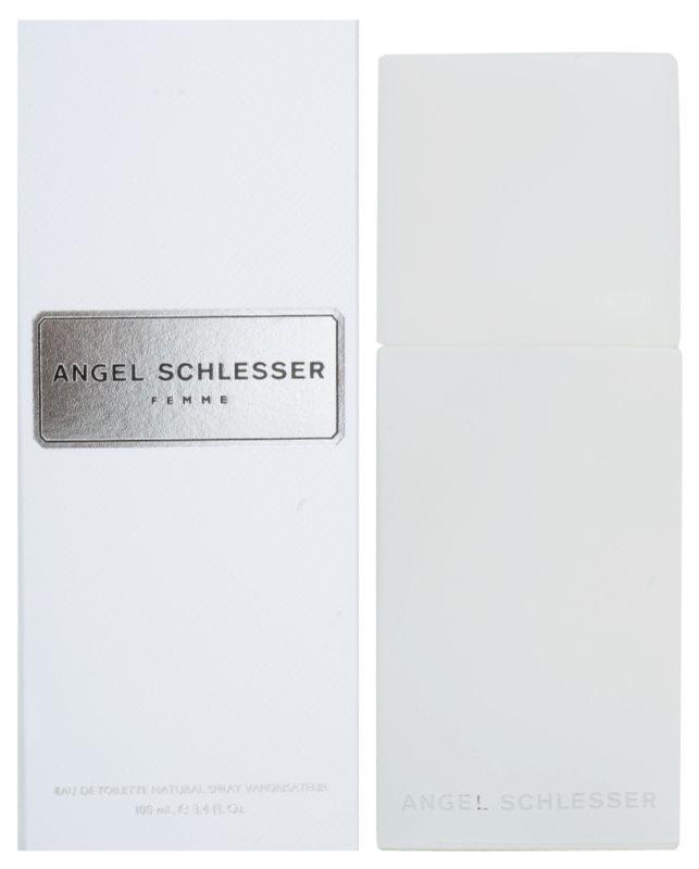 Angel Schlesser Femme Eau de Toilette for Women 100 ml