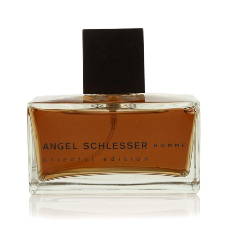 Angel Schlesser Homme Oriental Edition Eau de Toilette Für Herren 75 ml