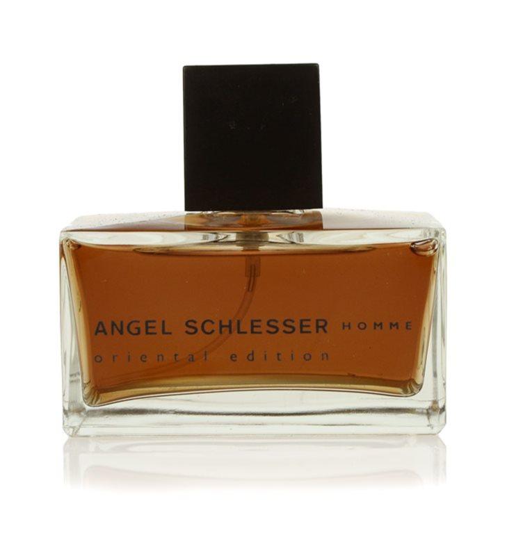 Angel Schlesser Homme Oriental Edition woda toaletowa dla mężczyzn 75 ml
