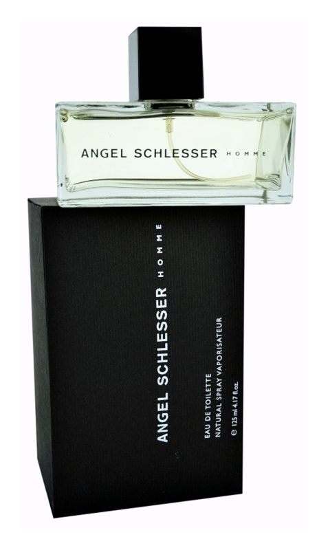 Angel Schlesser Angel Schlesser Homme Eau de Toilette for Men 125 ml