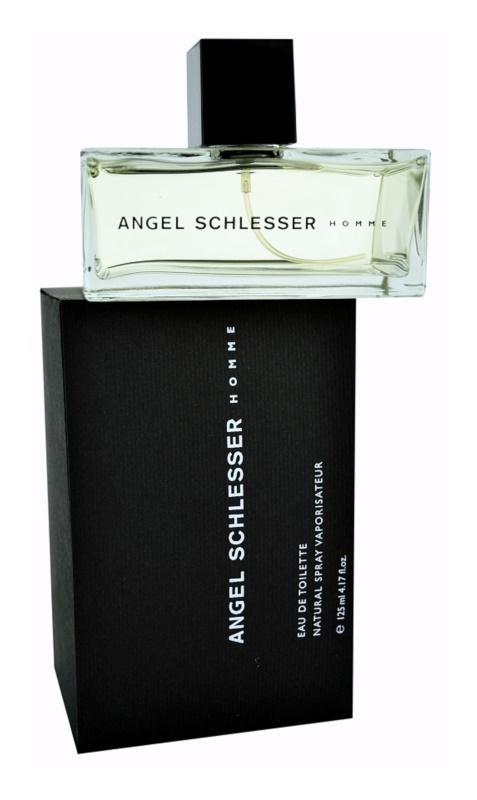 Angel Schlesser Angel Schlesser Homme eau de toilette pentru bărbați 125 ml