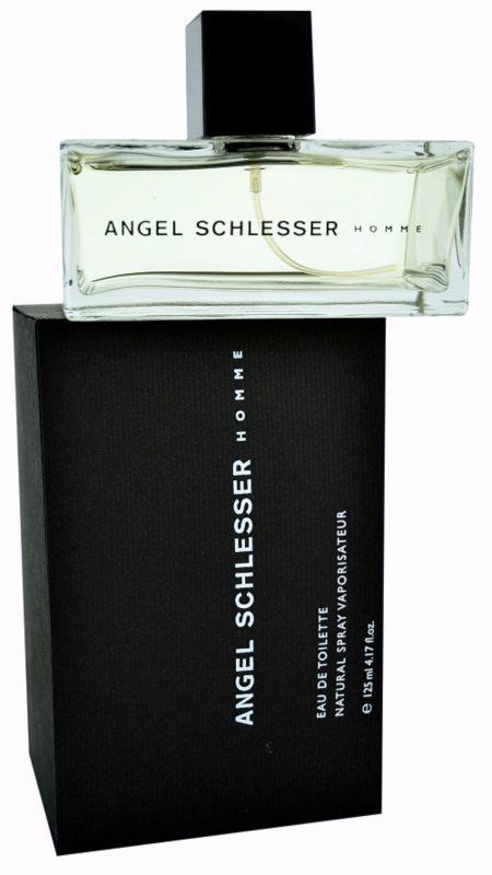 Angel Schlesser Angel Schlesser Homme toaletná voda pre mužov 125 ml