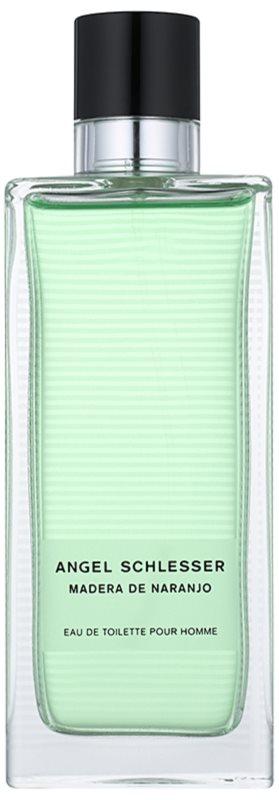 Angel Schlesser Madera de Naranjo Eau de Toilette for Men 150 ml