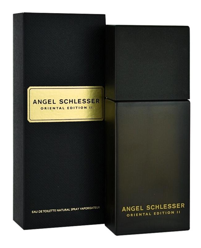 Angel Schlesser Oriental II eau de toilette per donna 100 ml