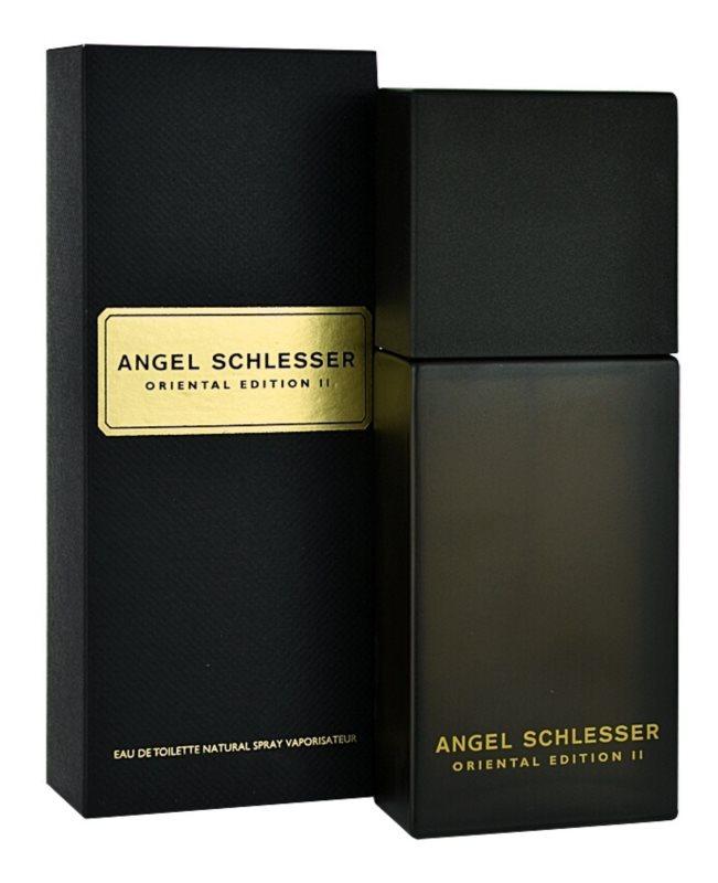Angel Schlesser Oriental II eau de toilette pour femme 100 ml