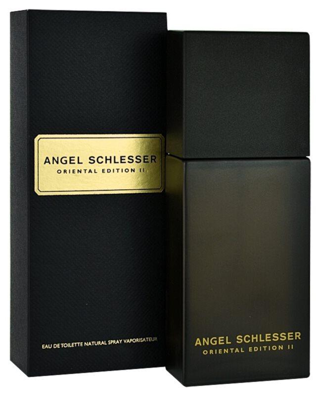 Angel Schlesser Oriental II woda toaletowa dla kobiet 100 ml