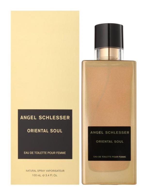 Angel Schlesser Oriental Soul Eau de Toilette Für Damen 100 ml