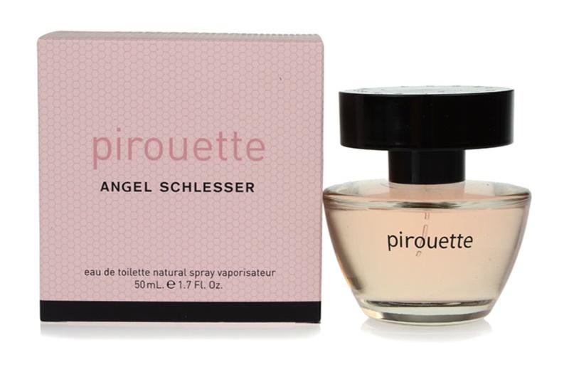 Angel Schlesser Pirouette Eau de Toilette voor Vrouwen  50 ml