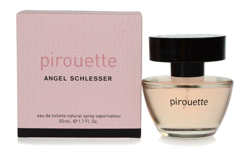 Angel Schlesser Pirouette woda toaletowa dla kobiet 50 ml