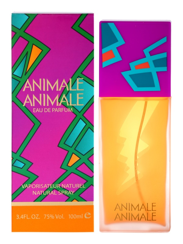Animale Animale Animale Parfumovaná voda pre ženy 100 ml