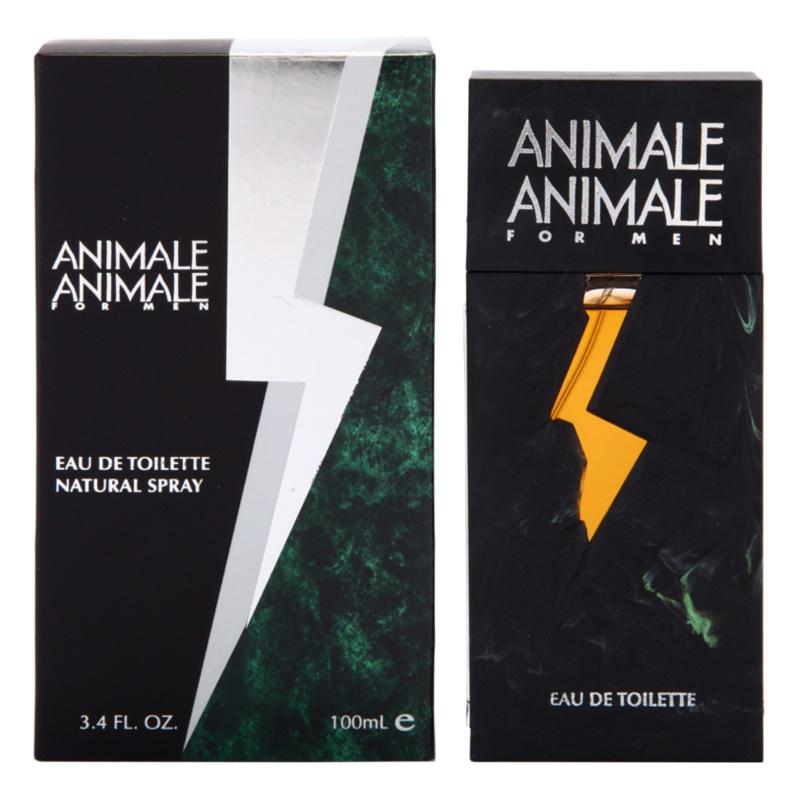 Animale Animale for Men Eau de Toilette voor Mannen 100 ml