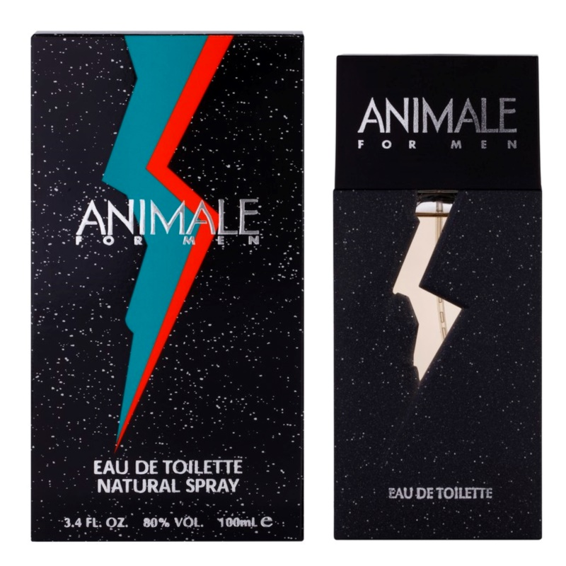 Animale For Men eau de toilette para hombre 100 ml