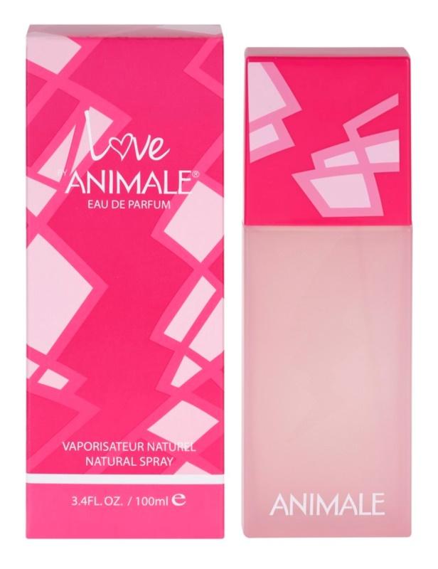 Animale Animale Love Eau de Parfum voor Vrouwen  100 ml