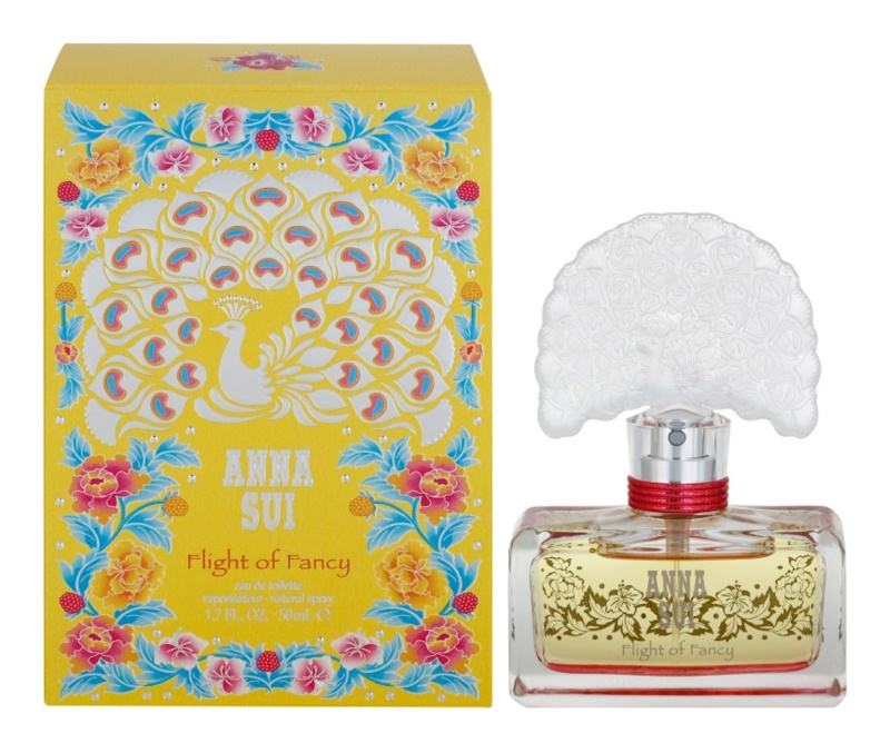 Anna Sui Flight of Fancy Eau de Toilette für Damen 50 ml