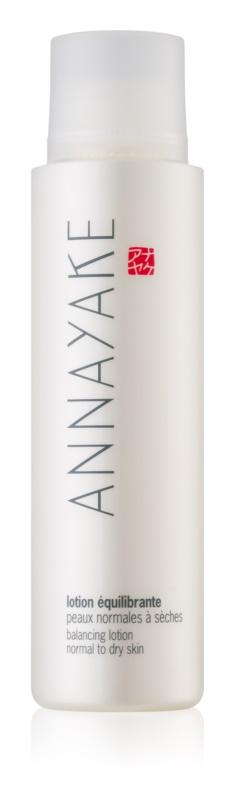 Annayake Balancing hidratantno mlijeko za lice za normalnu i suhu kožu lica