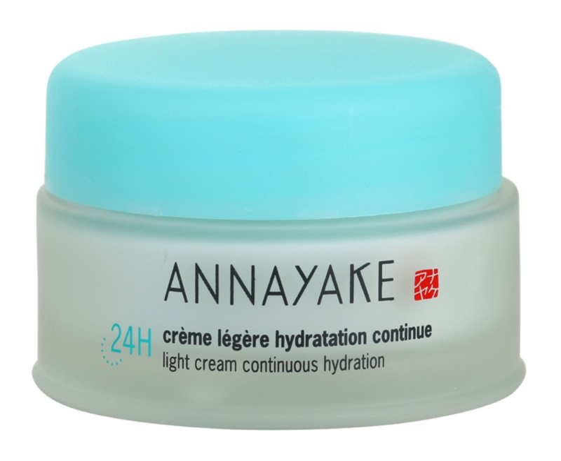 Annayake 24H Hydration crema cu textura usoara cu efect de hidratare