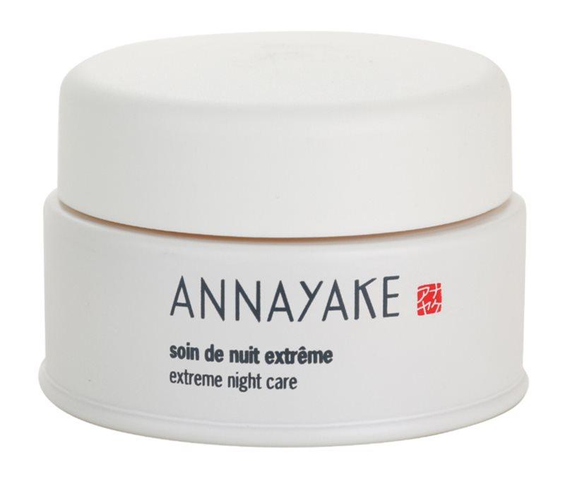 Annayake Extreme Line Firmness crème de nuit raffermissante