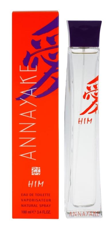 Annayake Love for Him eau de toilette pentru barbati 100 ml