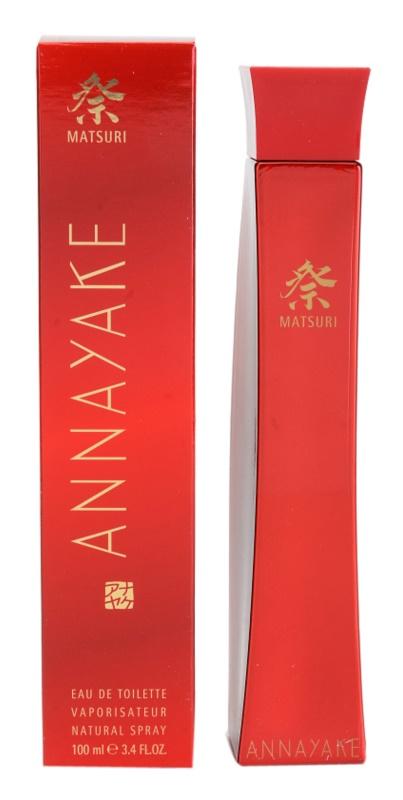 Annayake Matsuri eau de toilette pentru femei 100 ml