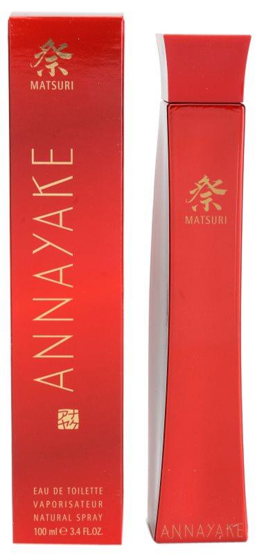 Annayake Matsuri Eau de Toilette voor Vrouwen  100 ml